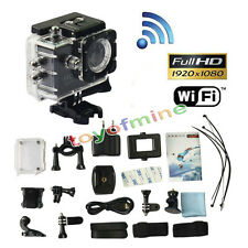New Full HD SJ4000 1080P 12MP Car Cam Sports DV Action Waterproof Camera Black