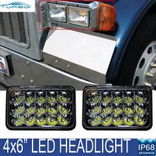 Peterbilt 379 357 378 Western Star 4900 Semi Truck LED Projector Headlights (2x)