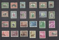 E360 North Borneo - Sabha / A Small Collection Early & Modern  Lhm & Used