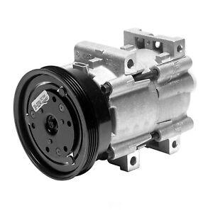 A/C  Compressor And Clutch- New DENSO 471-8111