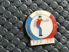 PINS PIN BADGE SPORT PETANQUE CALVADOS