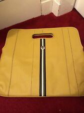 Crumpler Leather Laptop Messenger Bag