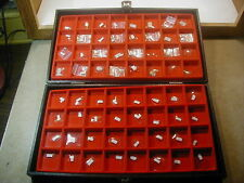 New~ 64pcs Mix Brand ~ Glass Watch crystal Lot ~Look Photo F Shape & size  #NC 3