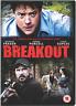 Brendan Fraser, Dominic Pur...-Breakout (UK IMPORT) DVD [REGION 2] NEW