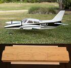 """73""""Ws CESSNA 310Q R/c Plane short kit-partial kit & plans, PLEASE READ"""