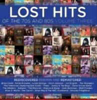 LOST HITS OF THE 70's 80's CD ~ JON ENGLISH~FLAKE~KEVIN JOHNSON~BRIAN CADD *NEW*