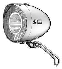 XLC Scheinwerfer Retro Look LED 40 Lux Sensor Automatik/Standlicht