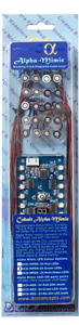 DCC Concepts DCD-MPRG Alpha-Mimic Panel Controller (with Red & Green LEDs) - T48