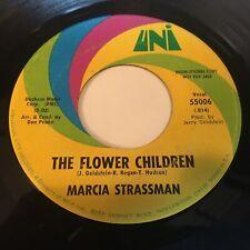 Marcia Strassman: The Flower Children / (Same) 45 - Psych