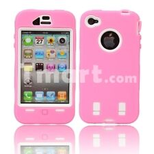 pink iphone 4,4s hard plastic case