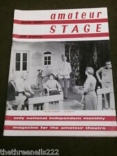 AMATEUR STAGE - 'THE OLD COUNTRY' - JUNE 1981
