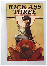KICK-ASS 3 #6  1st Printing - Jerome Opena Variant   / 2014 Marvel Comics - Icon