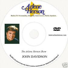John Davidson TV  Interview (30 Minutes)  DVD