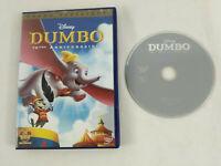 DVD Disney VF  Dumbo  70eme Anniversaire  Losange n°4  Envoi rapide et suivi