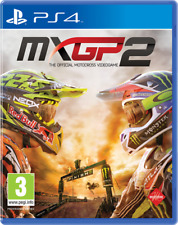 MXGP 2 The official motocross videogame - PS4 neuf sous blister VF