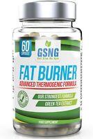 GSNG Fat Burner Pills - Metabolism Booster & Appetite Suppressant - Vegetarian