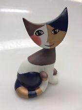 Cute Goebel Modernist Rosina Wachtmeister Leonzio Cat Figurine