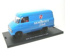 Opel Blitz Kastenwagen a Semperit 1960 1/43 Starline