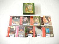 Styx JAPAN 9 titles Mini LP SHM-CD PROMO BOX SET