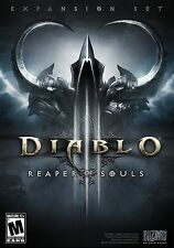 Diablo III: Reaper of Souls Expansion (PC Games)