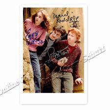 Daniel Radcliffe, Emma Watson & Rupert Grint aus Harry Potter - Autogrammfoto ²