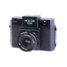 Holga 120N - Mittelformatkamera - schwarz - Retro-Kamera