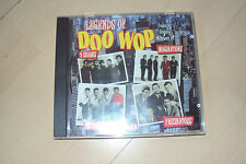 CD  LEGENDS OF DOO WOP