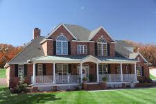 The Grand Oak Custom Home House Building Plans 3600 sf