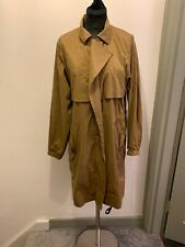 FARHI By Nicole Farhi Mac Style Lightweight Coat UK Size 10