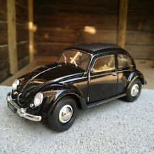 WELLY 1:18 Scale Volkswagen Vintage Car VW Beetle 1950 Diecast Model Car