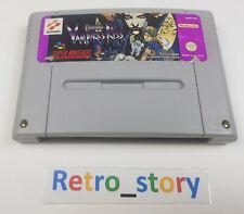 Super Nintendo SNES - Castelvania Vampire's Kiss - PAL - EUR