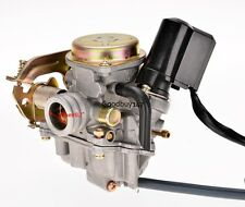 High Performance GY6 Scooter Carburator QMB139 50cc 4 Stroke Cycle Engine US