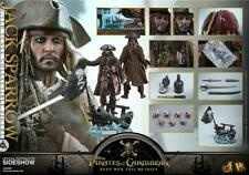 HOT TOYS DX15 Jack Sparrow Pirates of the Caribbean action Figure B.BOX ULTIMO!!