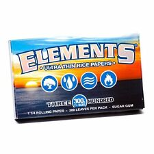 Elements 300 Rolling Paper Ultra Thin Rice Paper 1¼ (1 item)