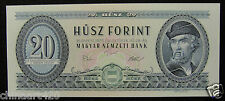 HUNGARY 20 Forint Banknote 1975 UNC