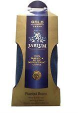 Jamaica Blue Mountain Coffee JABLUM Gold 100% 8oz - WHOLE BEANS