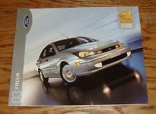 Original 2003 Ford Focus Sales Brochure 03 ZX3 ZX5 ZTS ZTW LX SE 2nd