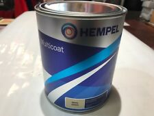 Hempel Paints Multicoat 750ML Boat Paint WHITE 10000 MARINE YACHT CHANDLERY