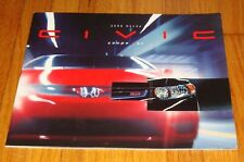 Original 2006 Honda Civic Coupe and Si Sales Brochure DX LX EX