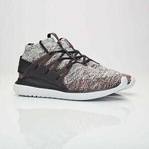adidas Originals Tubular Nova PK Dark Grey BB8409 Men Size US 9.5 NEW 🚚✅