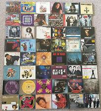 RARITÄTEN CD-Sammlung 80er Musik MAXIs CDs IBIZA DANCE HOUSE DISCO TRANCE 158CDs
