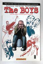 The Boys Vol 8 Highland Laddie TPB (2011, Dynamite Comics) - NM/NEW UNREAD