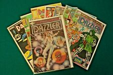 Dazzler Comic lot of 16 Marvel 1981 Dr. Doom 1st Solo