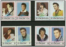 Timbres français neufs de 1981 à 1990 avec 2 timbres
