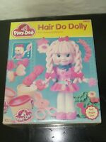 VINTAGE 1992 PLAY DOH HAIR DO DOLLY KENNER TONKA MIB