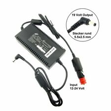 Car/Truck Adapter 19V, 6.3A for Gateway M320