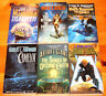 Lot of 6 SCIENCE FICTION Paperbacks BOOKS Arthur C. Clarke, Robert A. Heinlein