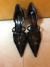 Nine West Pointy Heels 6.5 Black