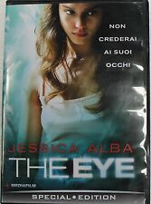 FILM DVD The Eye (2008) DVD horror Jessica Alba OFFERTA