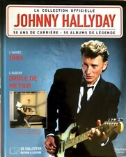 Johnny Hallyday - La Collection Officielle: 1984 Drôle de Métier - Livre CD